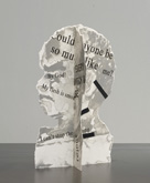 Head IV by William Kentridge at Frances Keevil Gallery
