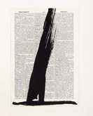 Untitled (Ref. No. 40 / Tree VII) by William Kentridge at Frances Keevil Gallery