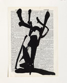 Untitled (Ref. No. 39 / Tree VI) by William Kentridge at Frances Keevil Gallery