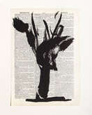Untitled (Ref. No. 38 / Tree II) by William Kentridge at Frances Keevil Gallery