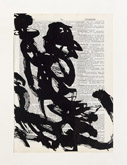 Untitled (Ref. No. 19 / Cat III) by William Kentridge at Annandale Galleries