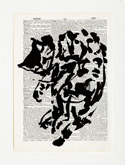 Untitled (Ref. No. 17 / Cat I) by William Kentridge at Annandale Galleries