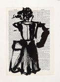 Untitled (Ref. No. 13 / Coffee Pot XIII) by William Kentridge at Annandale Galleries