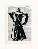 Untitled (Ref. No. 3 / Coffee Pot III) by William Kentridge at Annandale Galleries