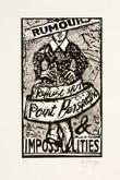 Rumours and Impossibilities by William Kentridge at Annandale Galleries