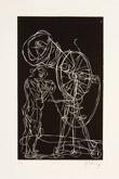 Solo for a Bicycle by William Kentridge at Annandale Galleries