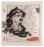 Diva by William Kentridge at Frances Keevil Gallery