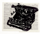 Universal Archive (Ref. 65) by William Kentridge at Annandale Galleries