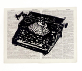 Universal Archive (Ref. 62) by William Kentridge at Annandale Galleries