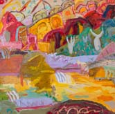Bell Gorge   by Sally Stokes at Annandale Galleries