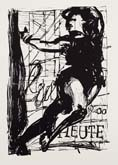 Akarova by William Kentridge at Annandale Galleries