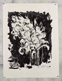 Bunch of Flowers by William Kentridge at Annandale Galleries