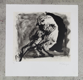 Untitled (Bird Variation III) by William Kentridge at Annandale Galleries