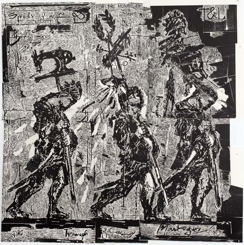 Works by Kentridge at Annandale Galleries